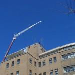 Crane Lift
